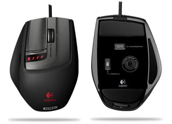 Logitech G9x mouse