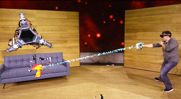 Hololens con Project X Ray