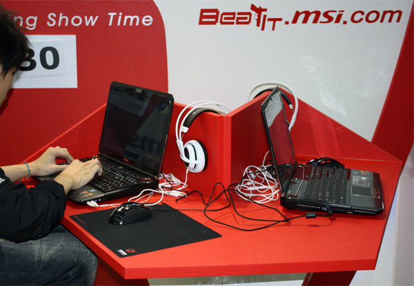 MSI BeatIt al Computex 2010