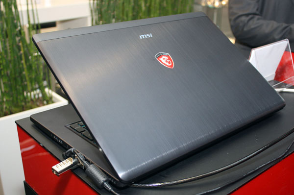 MSI GS70 Ghost Pro