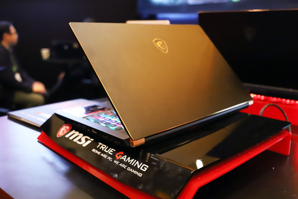 MSI GS75 Stealth 8SG