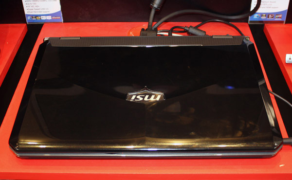 MSI GT660 cover
