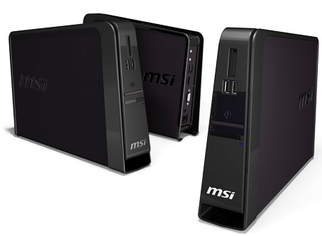 MSI Wind Box DE220 e DC500