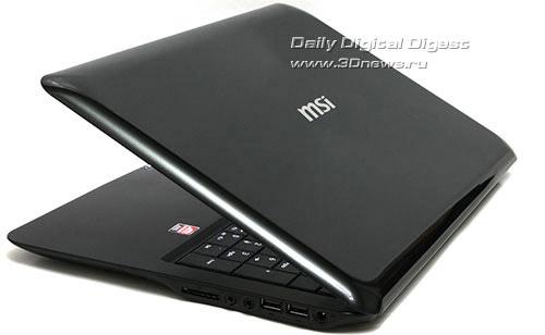 MSI X-Slim X610