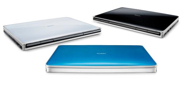 Netbook Nokia Booklet 3G