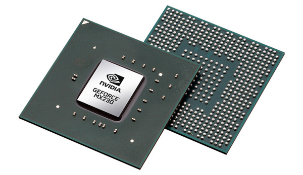 Nvidia GeForce MX230