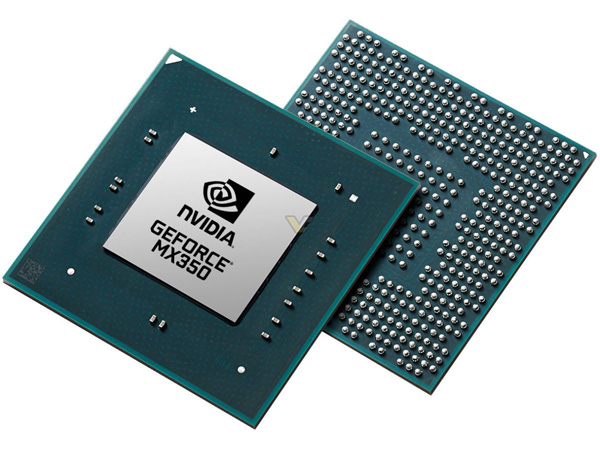 Nvidia GeForce MX350