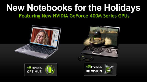 Nvidia GeForce 400M