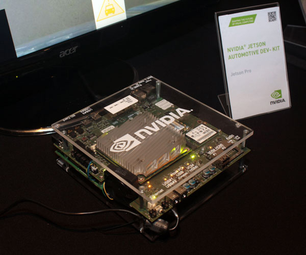 Nvidia Jetson Pro for Automotive