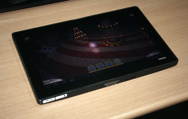 Nvidia Tegra 3 tablet reference design