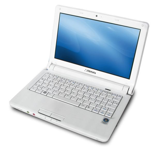 Netbook Olidata Nepher HM 5203