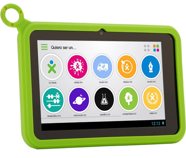OLPC XO Kid's Tablet