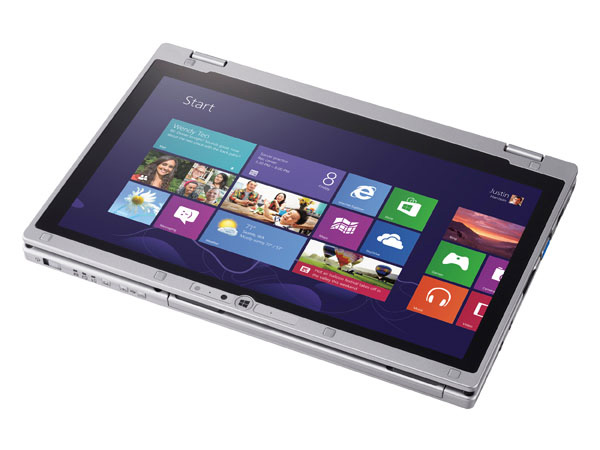 Ultrabook Panasonic ToughBook CF-X2