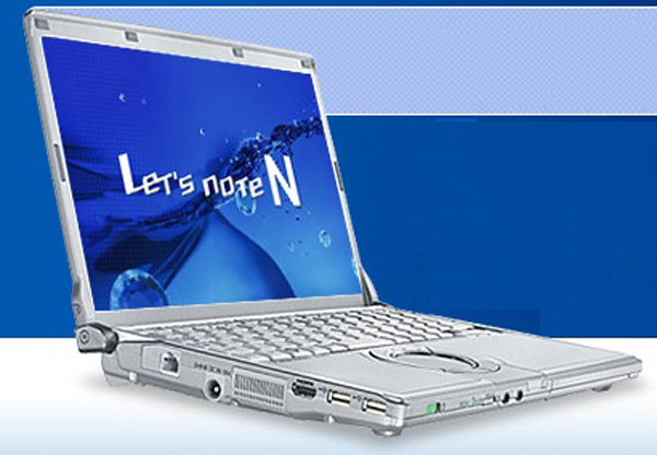 Panasonic Toughbook N9