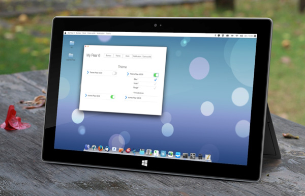 Pear OS Tablet Edition