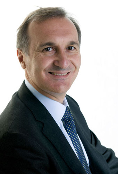 Enrico Salvatori, vicepresidente Qualcomm