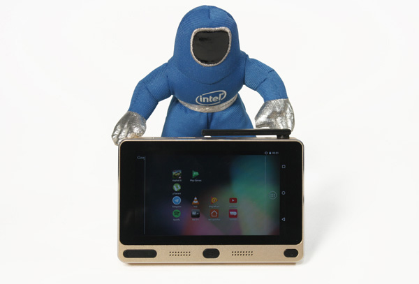 Gole1 ha piattaforma Intel Cherry Trail e dual-OS Windows 10 e Android