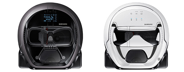 "Samsung POWERbot VR7000 ""Star Wars"""