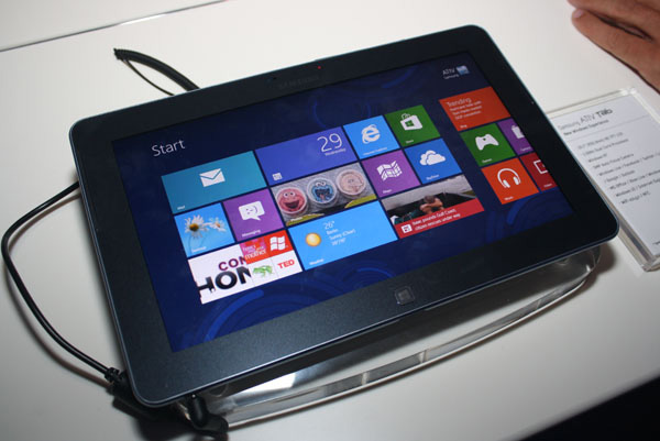 Un nuovo tablet Windows RT