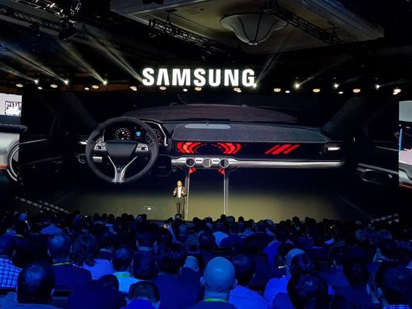 Samsung Tv Arriva La Visione Del Futuro : Samsung al ces punta sul futuro dell iot aperto e