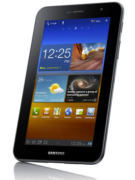 Samsung Galaxy Tab 7 Plus