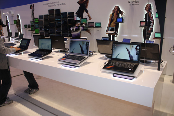Samsung panoramica