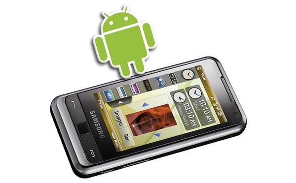 Samsung Omnia con Android