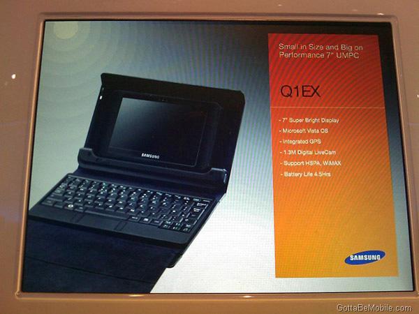 Samsung Q1EX