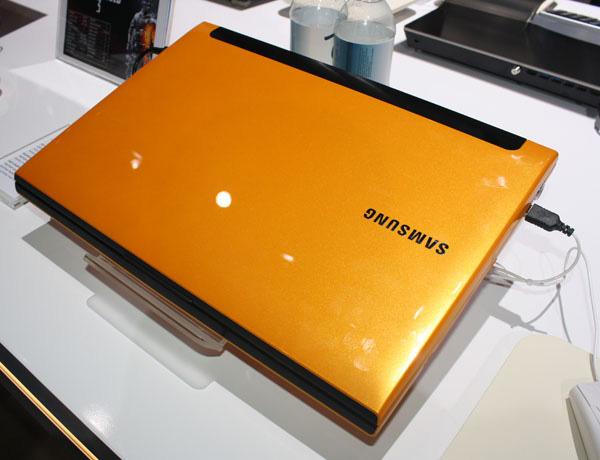 Samsung Serie 7 Gamer Giallo E Rosso