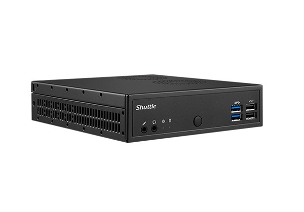 Shuttle XPC slim DH02U