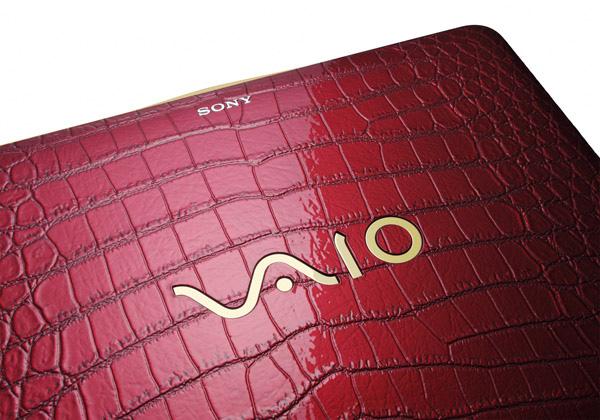 Sony Vaio CS Crocodile Red
