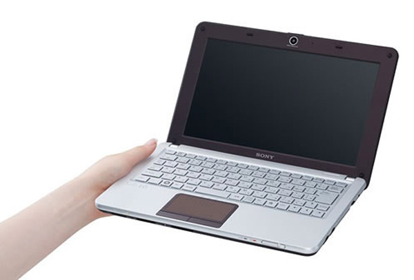 Sony Vaio W netbook