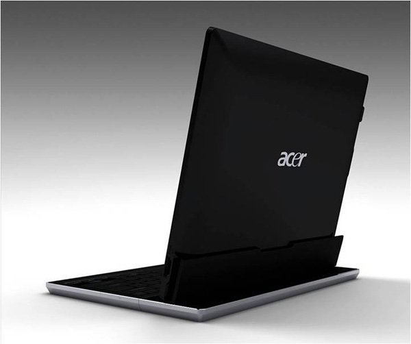 Tablet Acer con docking station