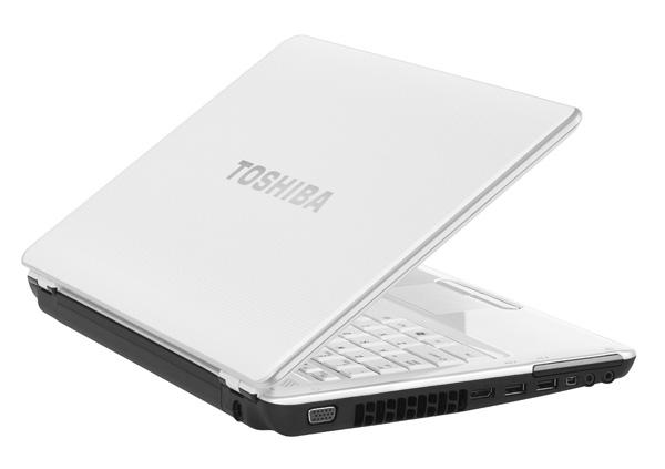 Toshiba Portégé M800 dorso