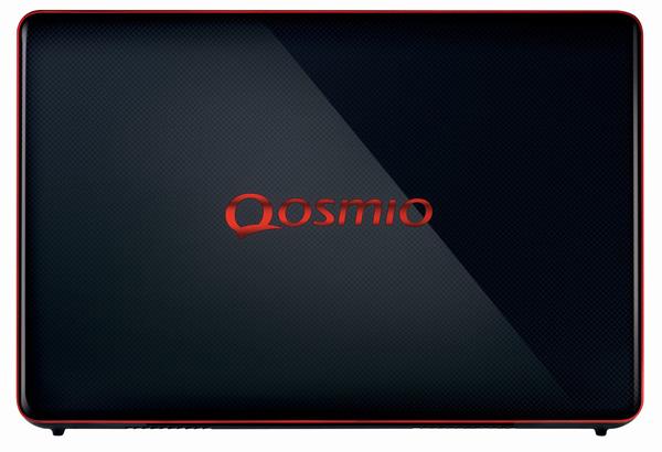 Cover del Toshiba Qosmio X500