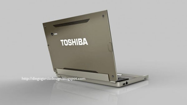 Tablet Toshiba con Windows 8 e tastiera dock