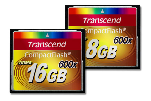 Transcend: Compact Flash Extreme Plus 600X
