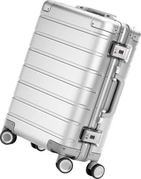 Metal Carry-on Luggage 20""